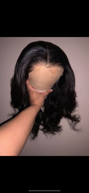 Lace Frontal Black Wig for Sale in Lakewood, CA