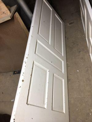 Solid wood door for Sale in Montgomery, PA