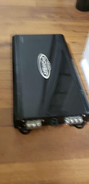Jensen amplifier for Sale in Chapel Hill, NC