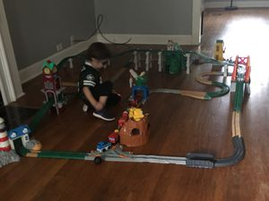 GEOTRAX train for Sale in Houston, TX