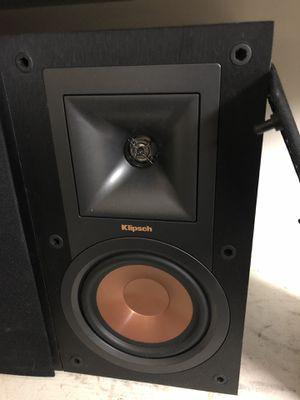 Klipsch bookshelf speakers (pair) for Sale in Boulder, CO