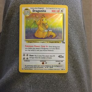 Dragonite for Sale in Foxborough, MA