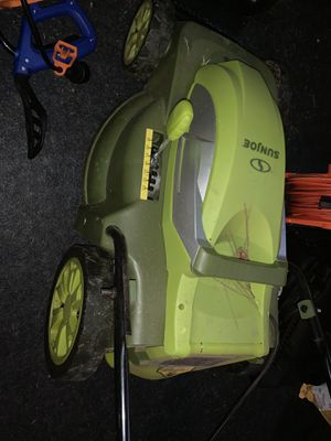 Corded electric mower for Sale in Youngsville, NC