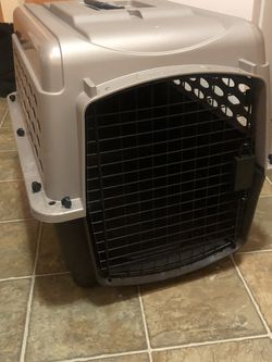 Gently used Retriever kennel! 15-25 Lbs for Sale in Eden Prairie,  MN