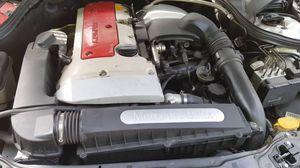 Mercedes c230 Kompressor engine and ecu / more parts. u need to remove engine, etc... yourself. so lets bargain. motor super solid for Sale in Portland, OR