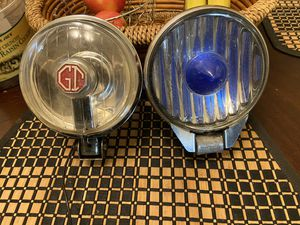Two vintage headlamps for ??? for Sale in Portland, OR