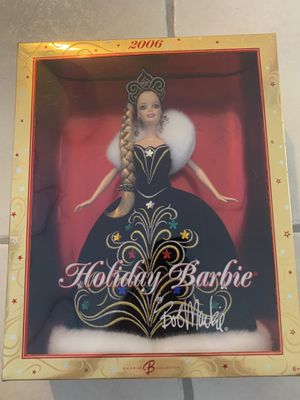 2006 Holiday Barbie by Bob Mackie for Sale in North Port, FL