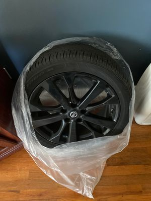 """4 set of wheels 17"""" for Sale in Silver Spring, MD"""