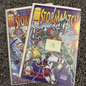 Storm Watch Comics for Sale in Riverside, CA