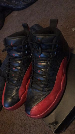 OG Jordan 12 Flu Game Size 13 Price 125 (price is negotiable) for Sale in Redford Charter Township, MI