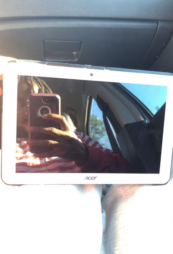 "Brand New acer tablet 10"""