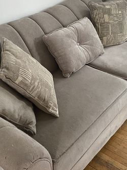 Used Sofa For Sell Very Comfortable Could Use Some Cleaning But Very Nice Sofa for Sale in Philadelphia,  PA