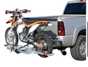 400 Lbs. Receiver-Mount Motorcycle Carrier for Sale in Oakley, CA