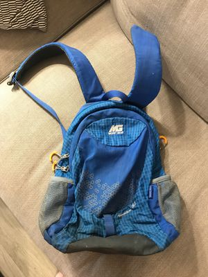 Backpack bag padded hiking blue for Sale in Avondale, AZ