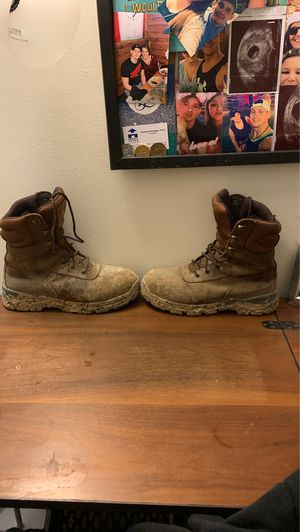 Work boots size 10.5 for Sale in St. Louis, MO
