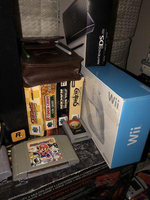 Nintendo 64 games for Sale in Arlington, TX