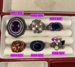RINGS (silver) for Sale in Daly City, CA