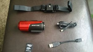 Sport cam (waterproof ) for Sale in Albuquerque, NM