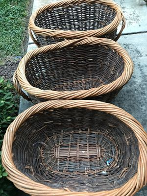 Woven Baskets for Sale in San Jose, CA