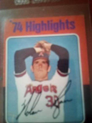 74 highlights baseball card for Sale in Ansonia, CT