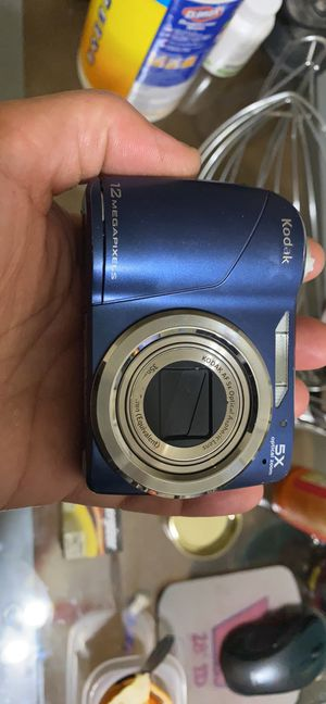 Kodak 12 MP digital camera with SD card for Sale in Reading, PA