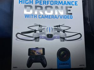 Brand New Drone w/ 4k Camera for Sale in Fresno, CA