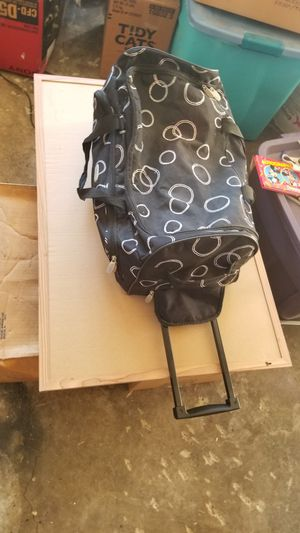 Roller duffle bag for Sale in Tacoma, WA