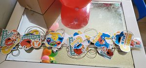 Sesame street decorations for Sale in Kissimmee, FL
