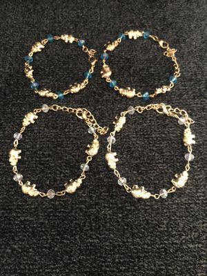 Beautiful Elephant Bracelets for Sale in Perris, CA