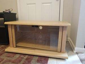 White Entertainment/TV Stand for Sale in Hilliard, OH