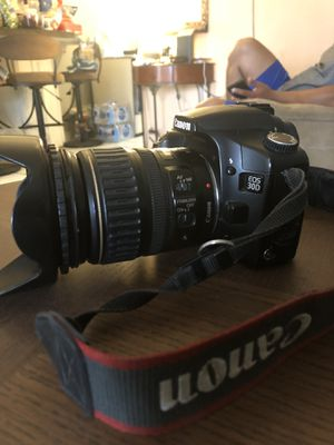 Canon 30D bundle for Sale in San Diego, CA