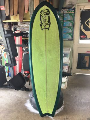 "BOSS Surfboards ""The What"" 6'3"" Single-Fin fish tail! for Sale in Rossmoor, CA"