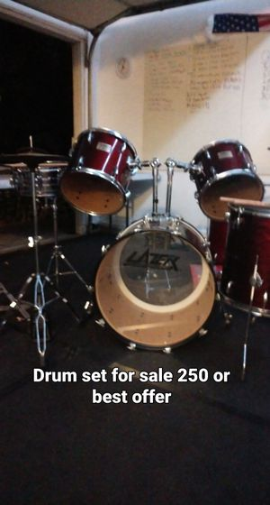 Drum very flexible for Sale in West Sacramento, CA