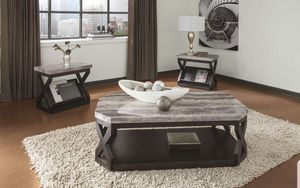 3pc Coffee Table And two end tables $499 or Take It Home With $5 Down for Sale in Dallas, TX