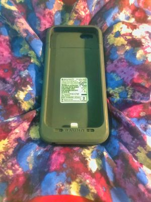 iPhone 5 and 5s charging case for Sale in Denver, CO