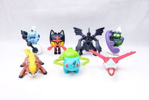 Lot of 7 POKEMON McDonalds HAPPY MEAL Toys ~ 2018 for Sale in Humble, TX