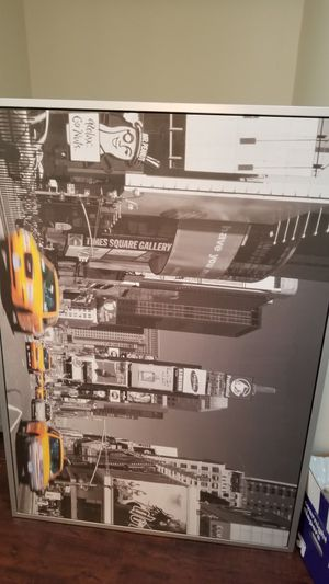 3x5 foot NYC pic! for Sale in Miami, FL