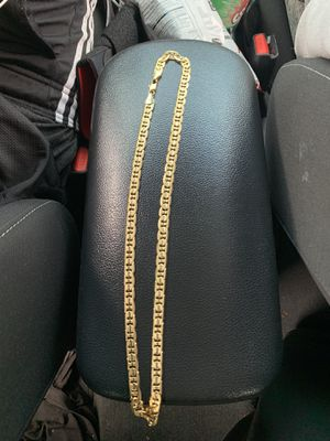18K Gold Chain for Sale in Perris, CA