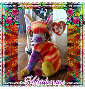 Ty Beanie Baby Kaleidoscope the Cat for Sale in Radcliff, KY