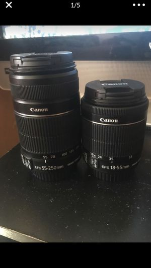 Canon Lenses for Sale in Queens, NY