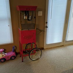 Popcorn Maker Cart for Sale in St. Louis,  MO