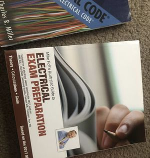 Electrical book for Sale in Wheat Ridge, CO