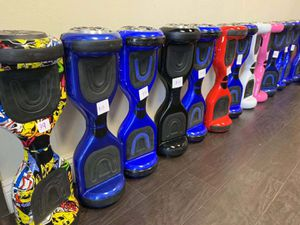Cheap hoverboards with led lights perfect working condition factory clearance price sale for Sale in Murrieta, CA