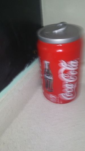 Coca cola can cookie jar for Sale in Glendale, AZ