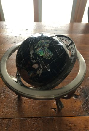 Beautiful Marble Globe for Sale in Lombard, IL