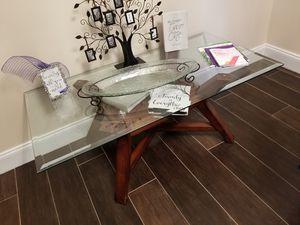 Coffee Table End Breakfast for Sale in Pembroke Pines, FL