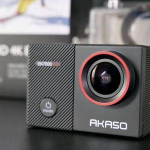 AKASO EK7000 4K WiFi Sports Action Camera Ultra HD Waterproof DV Camcorder 12MP 170 Degree Wide Angle for Sale in Miami, FL
