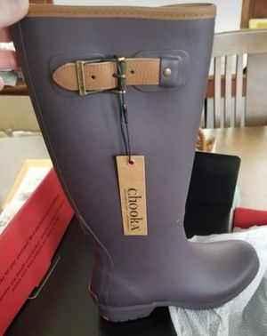 Chooka Tall Rain Boots for Sale in Chicago, IL