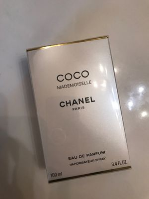 Authentic Coco mademoiselle CHANEL perfume for Sale in Queen Creek, AZ