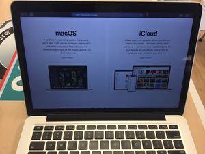 "2013 13"" MacBook Pro Retina for Sale in Columbia, SC"